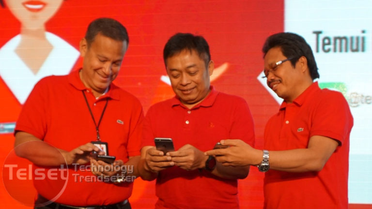 GraPARI Virtual Telkomsel Gunakan Artificial Intelligence