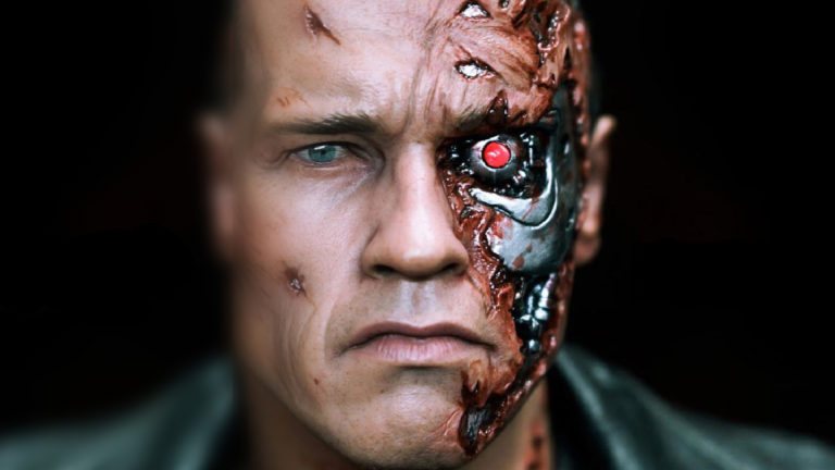 HE'LL BE BACK: New Terminator Perang 'Artificial Intelligence'