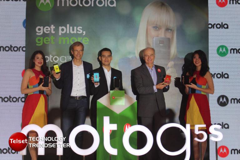Motorola Boyong 3 Jagoan Baru ke Tanah Air, Apa Saja?