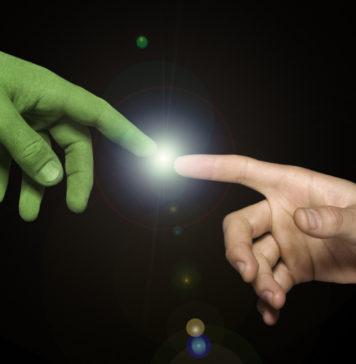 Komunikasi dengan alien
