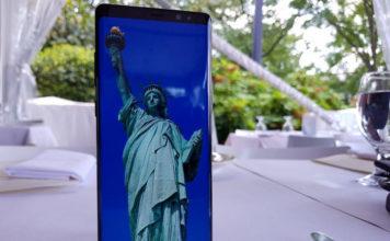 Galaxy Note 8 Dual Camera test