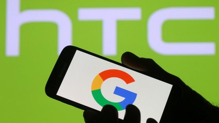 Serahkan Mahar Rp 14,6 Triliun, HTC Resmi Milik Google