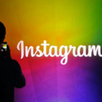 Instagram siluet logo