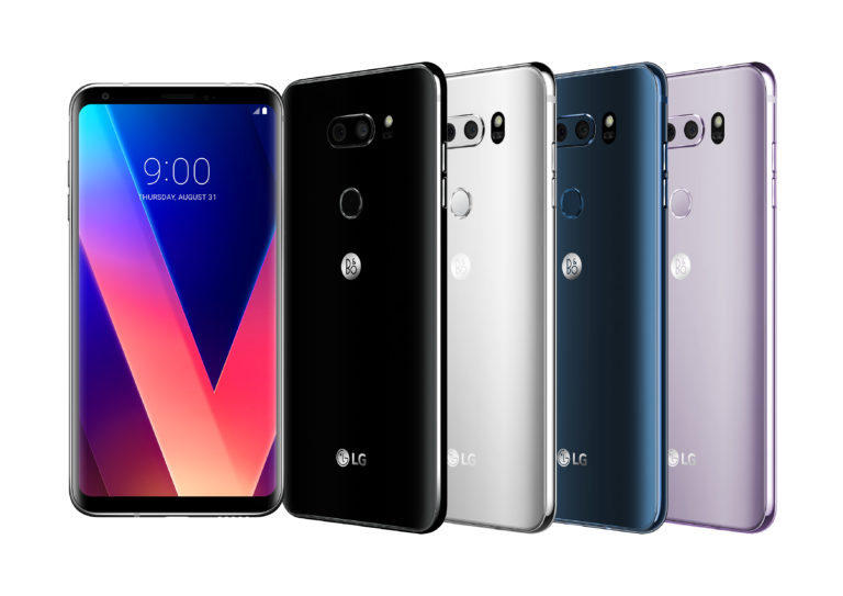 5 Fitur Andalan LG V30, Ada yang Khusus Vlogger