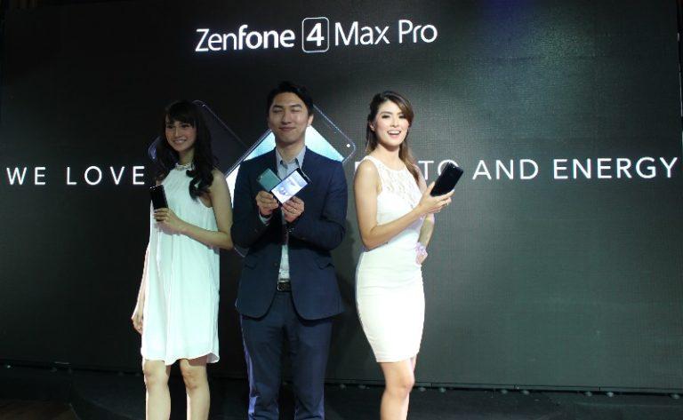 Resmi Diperkenalkan, ZenFone 4 Max Pro Bawa 2 Fitur Penting