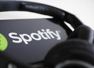 Lagu Favorit di Spotify