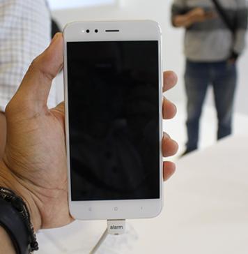 Hands-on Xiaomi Mi A1