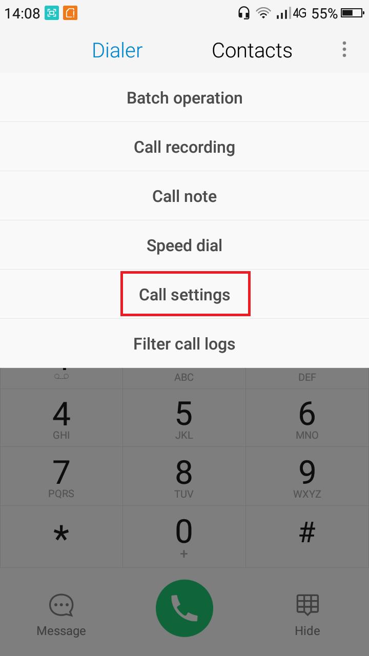 Cara Memblokir Nomor Telpon Tak Dikenal