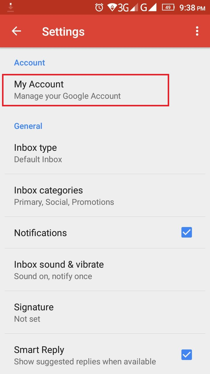 Ganti Password Gmail (telset.id | nur chandra)