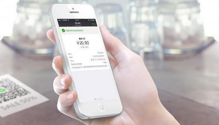 Kini Apple Dukung Pembayaran via WeChat