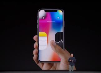 Pesanan iPhone X
