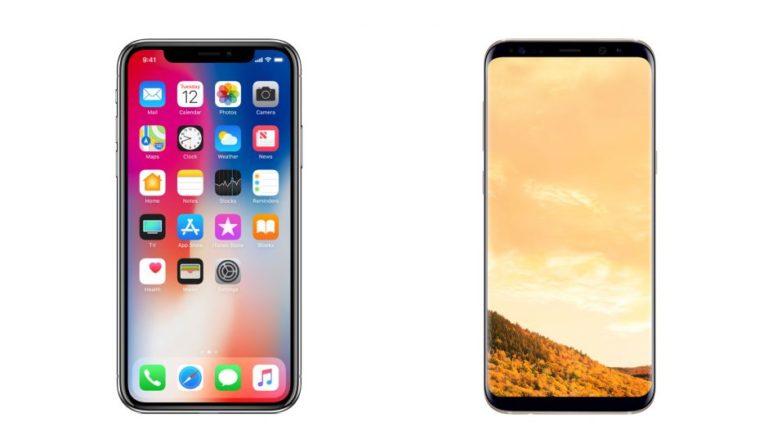 iPhone X vs Samsung Galaxy S8, Pilih Mana?