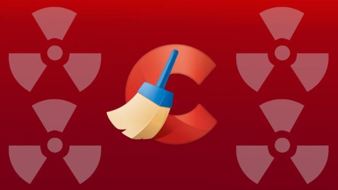 Ccleaner sebar Malware