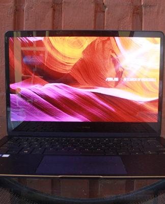 ASUS ZenBook Flip S (telset.id | nur chandra)