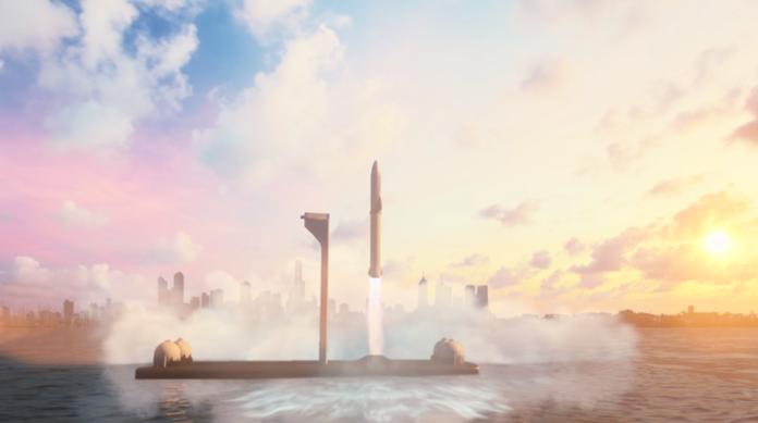 BFR Elon Musk