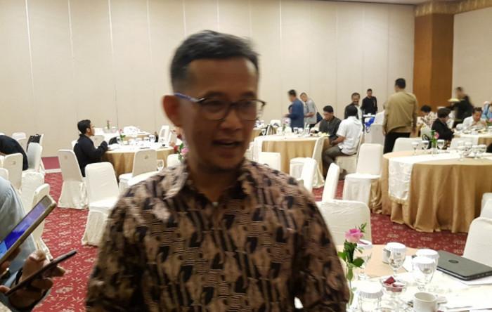 Group Head Business Product Indosat, Budiharto (Maulia Salamuddin/Telset.id)
