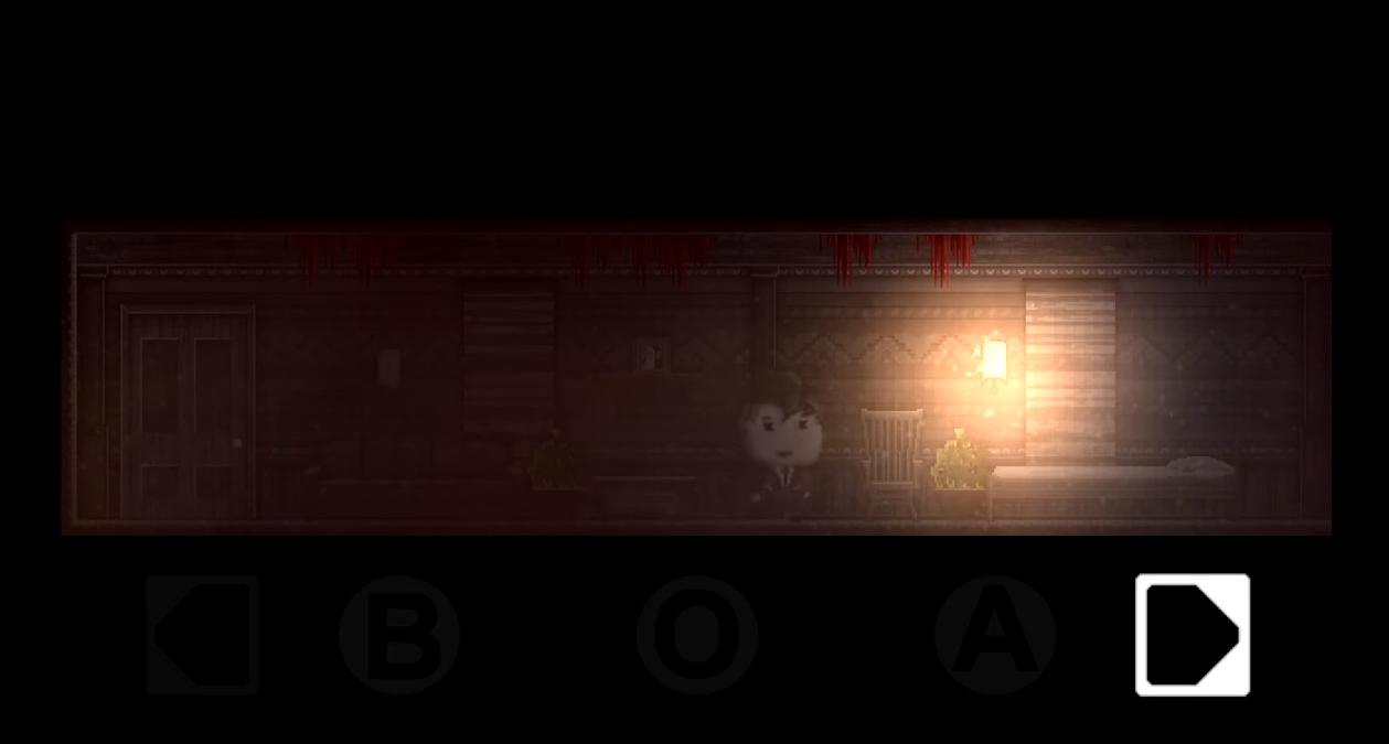 Game petualangan horor