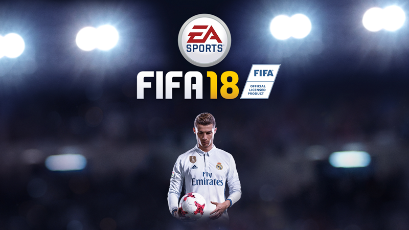 EA Sport FIFA 18 Global Series