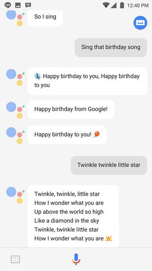 perintah unik dari google assistant