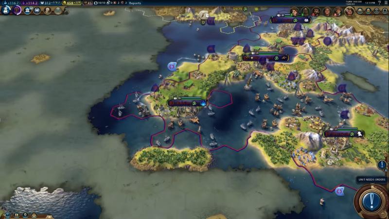 Keren! Indonesia Masuk Game Civilization VI | Telset