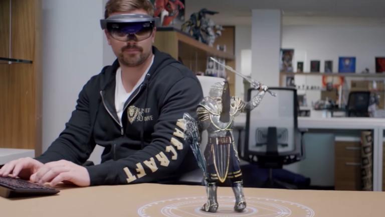Lupakan AR dan VR! Microsoft Kembangkan Mixed Reality