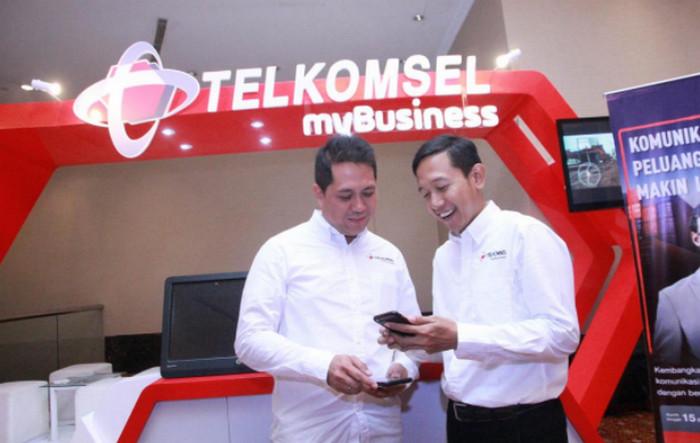 Bisnis Korporasi Jadi Ladang Baru Telkomsel