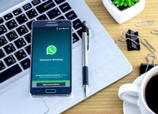 hapus pesan yang terkirim di WhatsApp