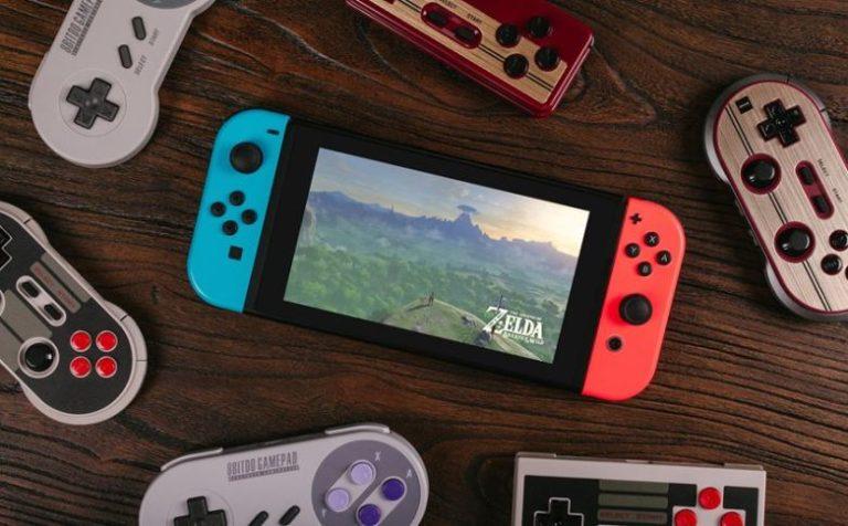 Nintendo Switch Bikin iPhone X dan Galaxy S8 Gigit Jari