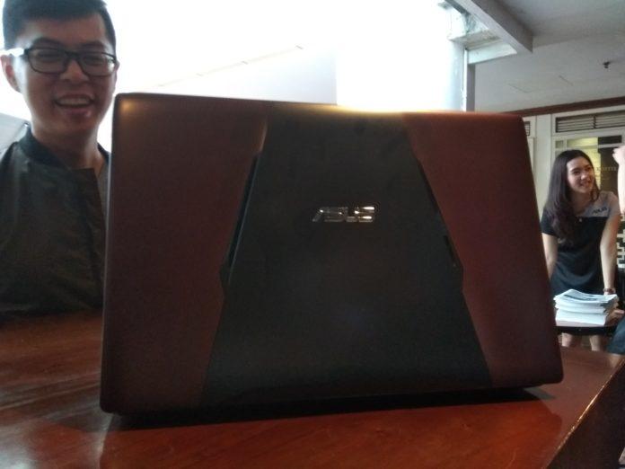 Asus FX553VD, Laptop Gaming Terjangkau Asus