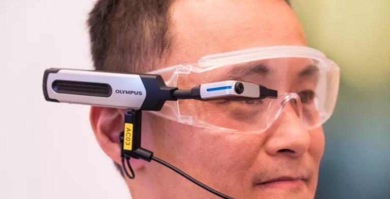 Olympus EyeTrek, Kacamata Pintar Pesaing Google Glass