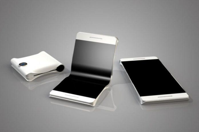 Smartphone Foldable