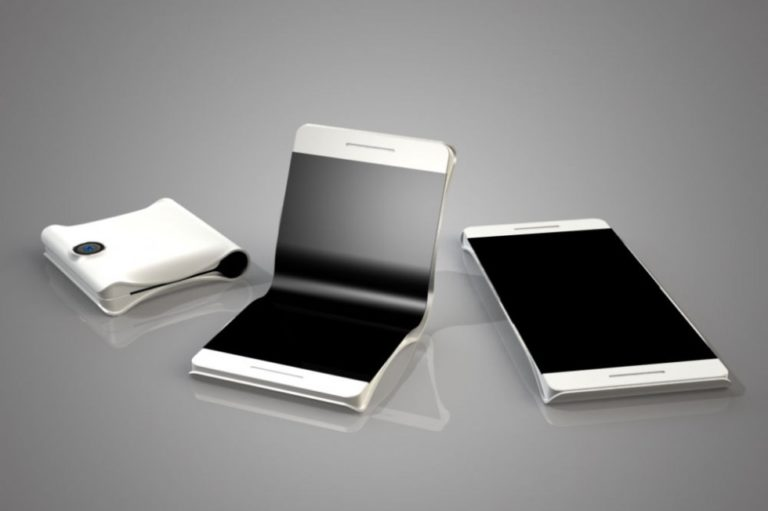 Oppo Patenkan Desain Ponsel Lipat, Seperti Apa?
