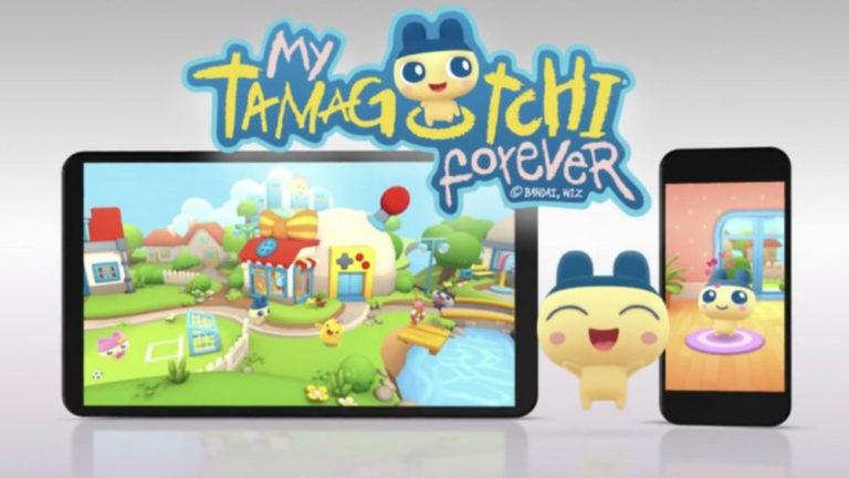 """Game Tamagotchi """"Dihidupkan"""" Kembali dengan Teknologi AR"""