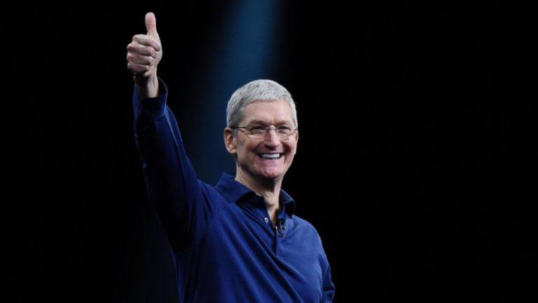 Wuih, Gaji Bos Apple Capai Ratusan Miliar Rupiah per Bulan