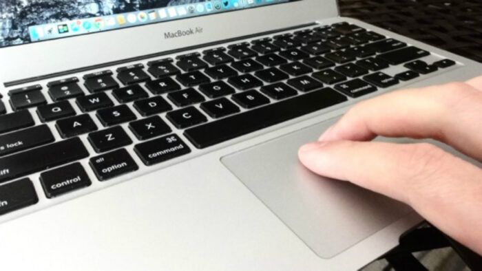 Cara mengatasi kursor Trackpad mouse lompat-lompat