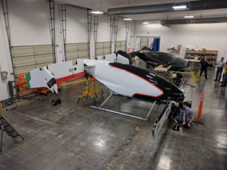 Taksi Terbang Buatan Airbus Siap Uji Terbang