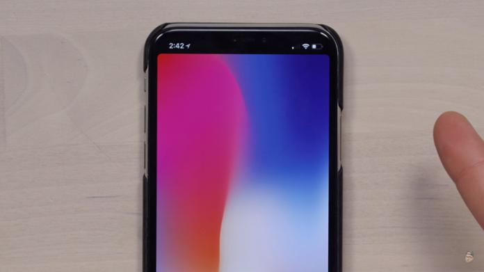 notch iPhone X