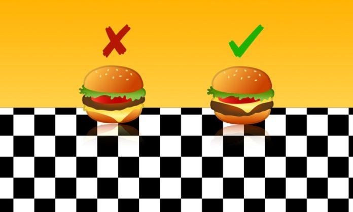 cheeseburger Google