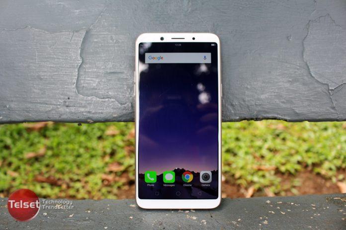 Smartphone Rasio 18:9