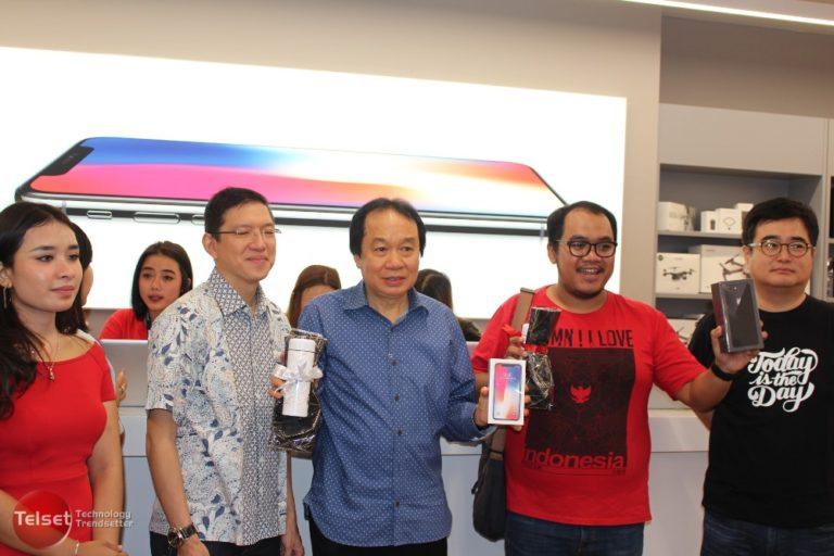 Hari Pertama Dijual, iPhone X Langsung Ludes