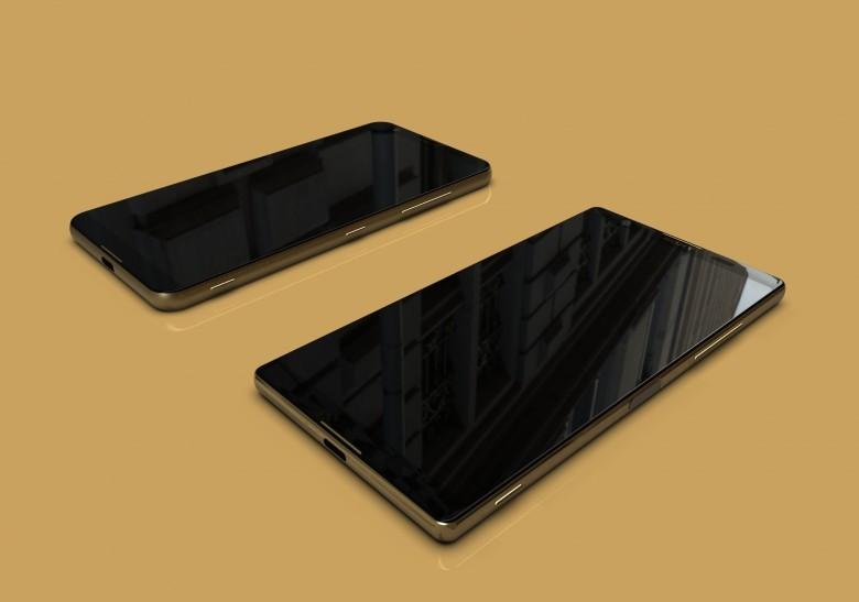 Wujud Sony Xperia XZ2