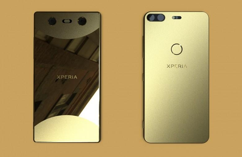 penerus Sony Xperia XZ Premium