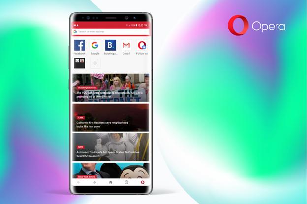 Opera Luncurkan Aplikasi Berita dengan Kecerdasan Buatan