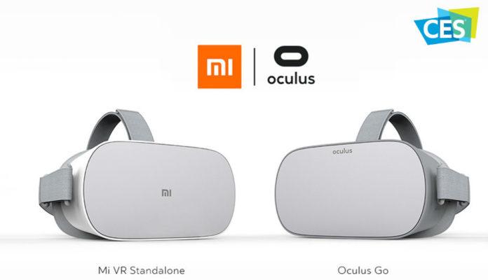 Oculus Go dan Mi VR