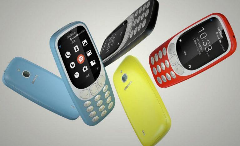 Nokia 3310 Reborn Edisi 2018 Sudah Bisa 4G