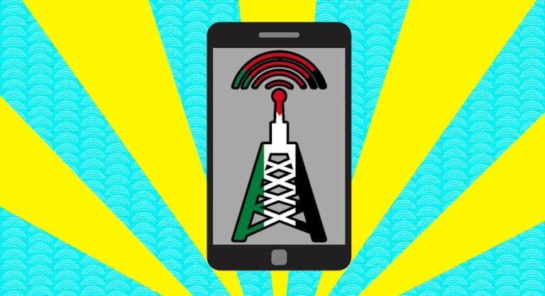 10 Tahun Menunggu, Warga Palestina Akhirnya Nikmati 3G
