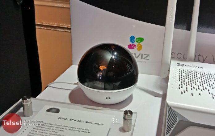 EZVIZ Mini 360 Plus