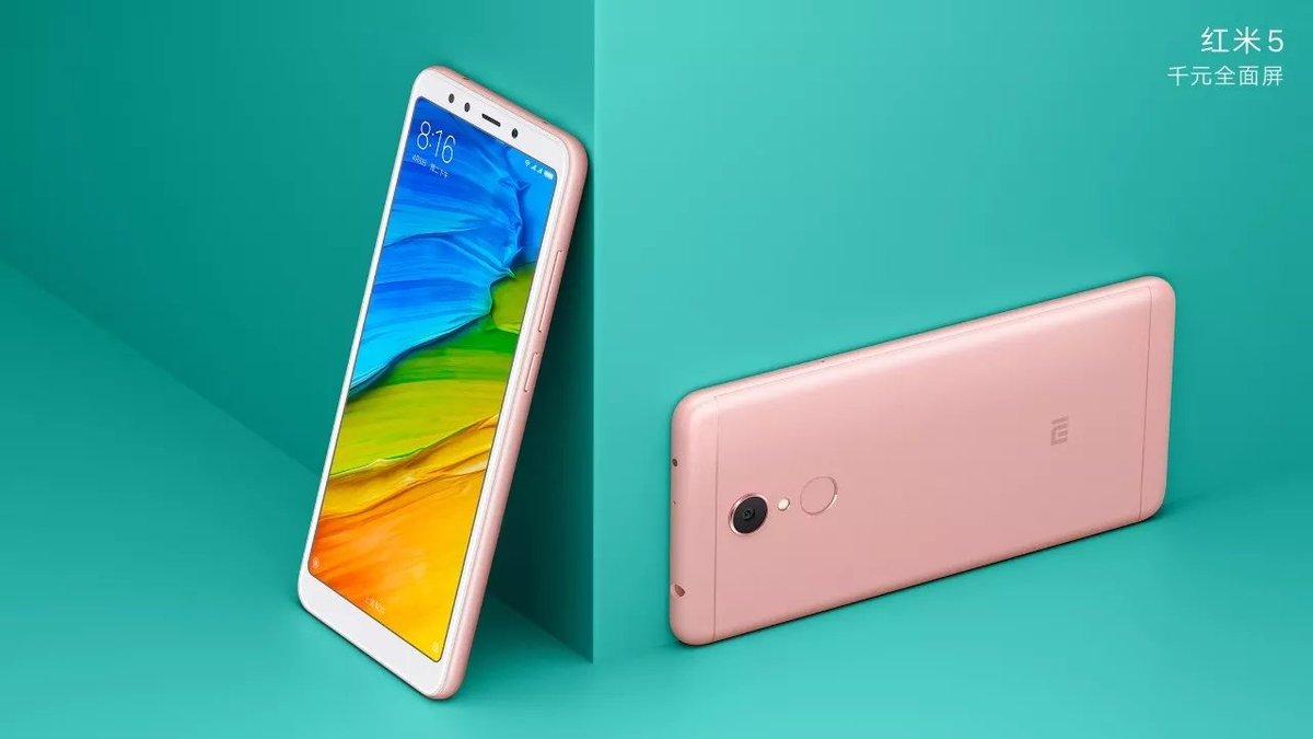 Rilis Xiaomi Redmi 5