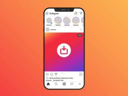 Cara simpan postingan Instagram