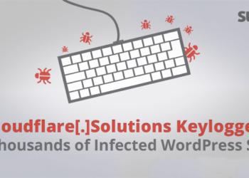 Situs Wordpress Terinfeksi Keylogger